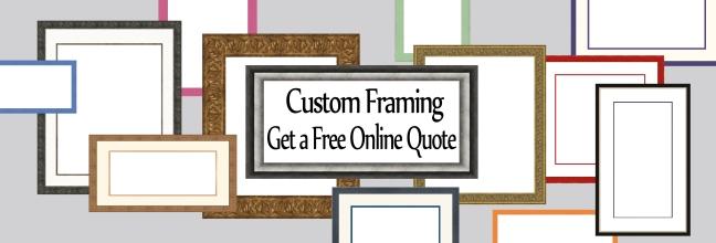 open frames custom frame page